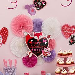 Tips for a Kids' Valentine's party