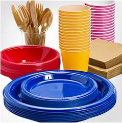 Solid Color Tableware — 21 Colors