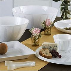 Serving Trays & Bowls