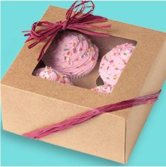 Cake Boxes, Cupcake Carriers & Treat Bags