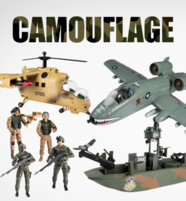 Camouflage Toys