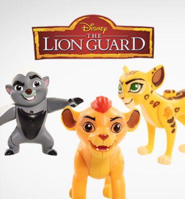 Lion Guard Toys