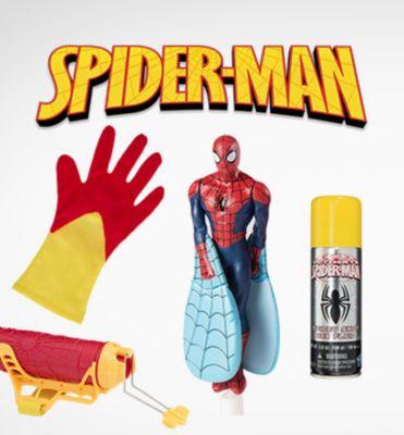 Spider-Man Toys