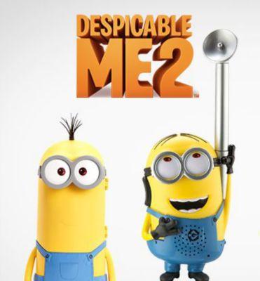 Despicable Me & Minions Toys