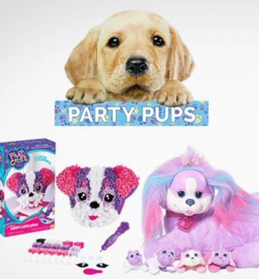Party Pups Toys