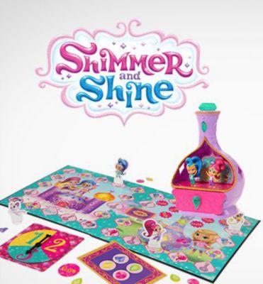Shimmer & Shine Toys