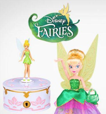 Tinker Bell Toys