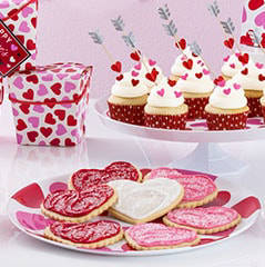 Valentine's Day Baking Supplies