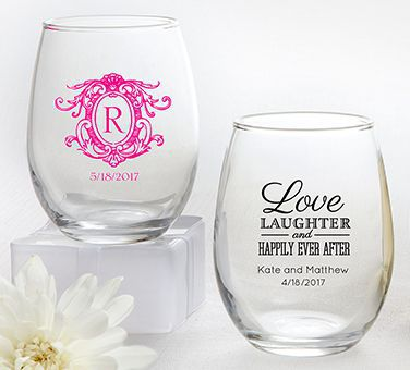 Personalized Barware