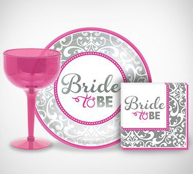 Bachelorette Party Tableware