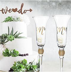 Shop for elegant and affordable wedding wedding supplies. Find wedding reception decorations