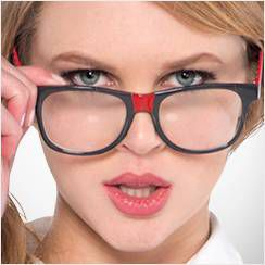 Women's Costume Glasses & Eyewear