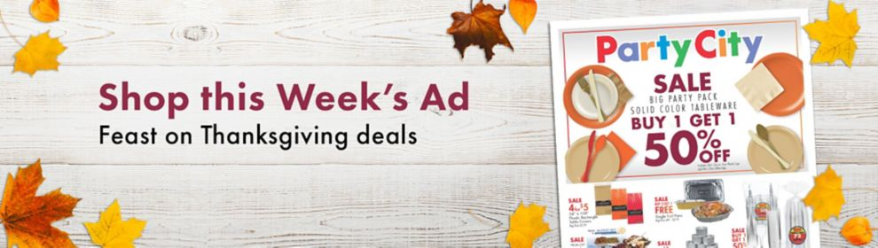 Shop this Week's Ad — Feast on Thanksgiving deals