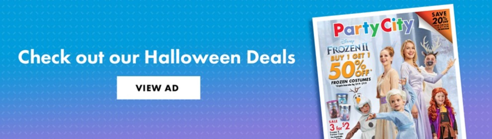 Check Out Halloween Deals
