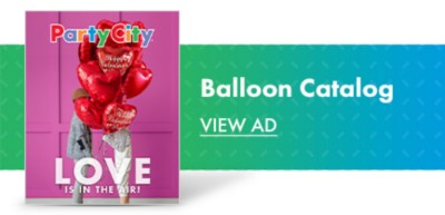 Valentine's Day Balloon Catalog
