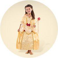 Belle. Princess Jasmine Costumes