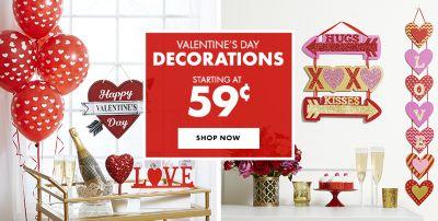 Valentines Party Supplies · Valentines Day ...