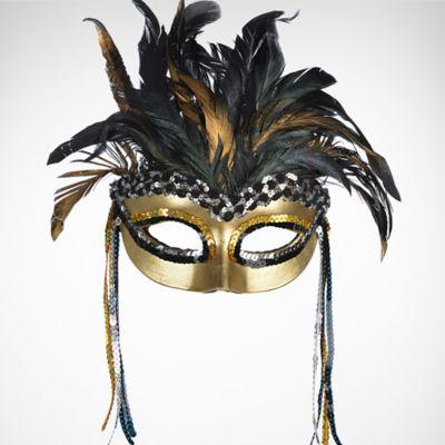 Fashion Masks & Masquerade Ball Masks