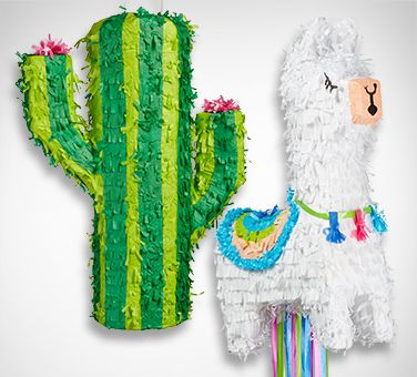 Theme Party Pinatas